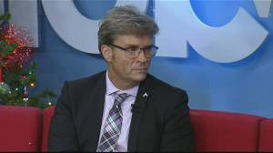 Councillor Kevin Klein discusses crime in Charleswood