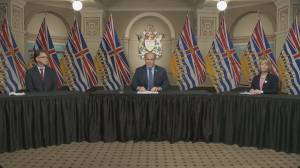 B.C. premier on timeline to slowly reopen economy