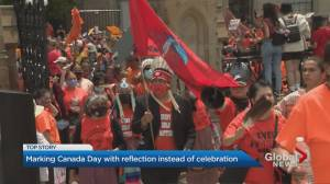 Marking Canada Day with reflection instead of celebration (02:25)