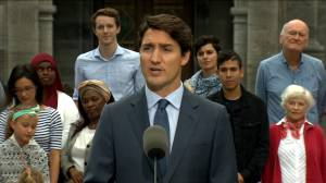 2019 Federal Election: Trudeau speaks out against Quebec's controversial Bill 21
