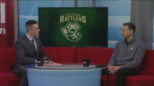 Saskatchewan Rattlers new head coach Chad Jacobson