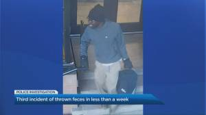 Suspect photo released to public after 3rd feces assault on Toronto university students