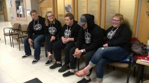 Family surprises patients at Saskatoon Cancer Centre with free parking