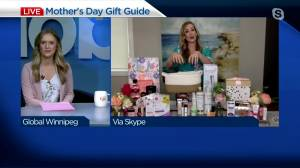 Beauty gift baskets for Mother's Day (04:31)