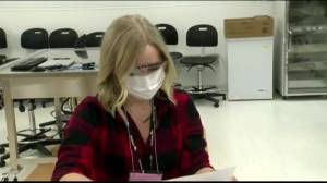 Manitoba pausing new vaccine appointments (00:51)