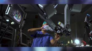 Surgeons at QEII now using robot to help with procedures