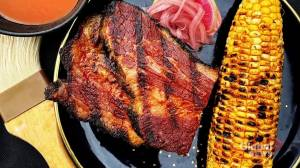 Fairmont Hotel Macdonald offering up summer BBQ menu (05:04)