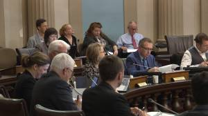 Kingston councillor calls for half of KEDCO budget to be withheld until corporation completes strategic plan (02:42)