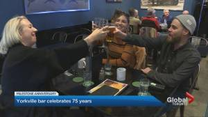 Yorkville's The Pilot bar celebrates 75 years