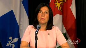 Montreal Mayor promises to fight systemic racism