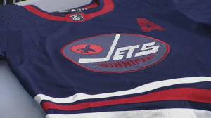 New Jets jersey unveiled for the Heritage Classic