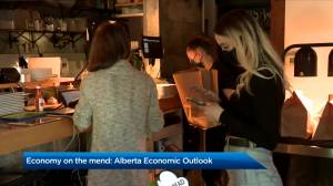 Alberta's economy will surpass where it was before the global pandemic by 2023: report (02:05)