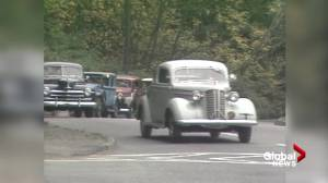 Vancouver police and film crew reenact 1940's Babes in Woods cold case (03:19)
