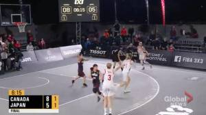 Living Skies Indigenous Basketball League tips off this fall (01:37)