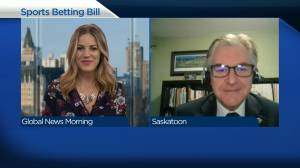 How sports betting bill could change the industry in Canada (03:34)