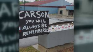No charges laid one year after Carson Crimeni's death