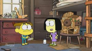 Emmy nominee Marieve Herington talks about her popular animated series, 'Big City Greens'