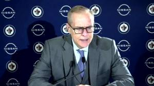 RAW: Winnipeg Jets Paul Maurice Interview – Apr. 30 (04:45)