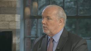 B.C. premier muses about cabinet shuffle and 2020 election