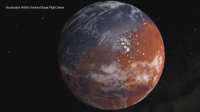 Click to play video: Mars madness: Three countries to explore red planet