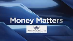 Money Matters with the Baun Investment Group at Wellington-Altus Private Wealth (02:55)