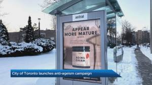 City of Toronto launches anti-ageism campaign