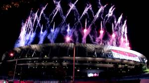 Tokyo Paralympics kicks off with fireworks display at opening ceremony (03:15)