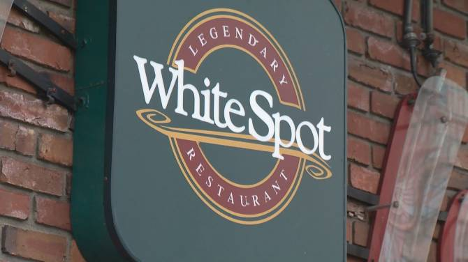 Click to play video: Popular Vancouver White Spot closes after 40 years