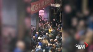 London's Picadilly Theatre evacuated after part of section of ceiling collapses