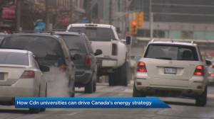 How Canadian universities can drive Canada's energy strategy (04:08)