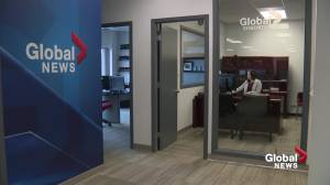 The show must go on at Global Edmonton (02:29)