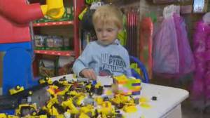 Build blocks, not stereotypes: LEGO vows to make toys more gender inclusive (01:45)
