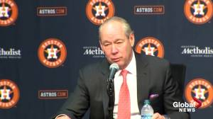 Astros GM and manager fired after team fined $5M over sign-stealing probe