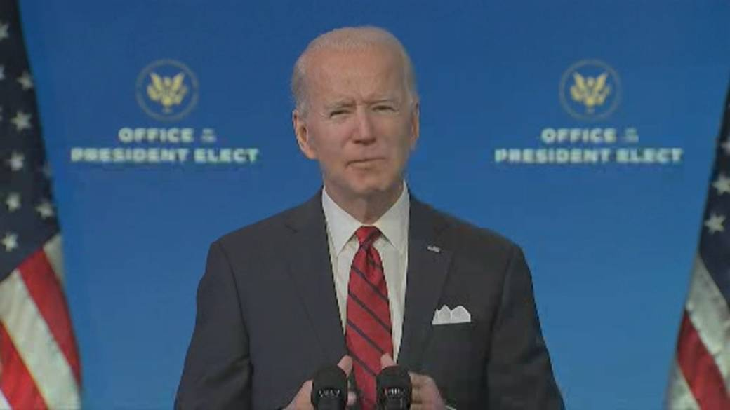 Click to play video 'Coronavirus: Biden promises to reimburse states 100% for deploying National Guard in fight against COVID-19'