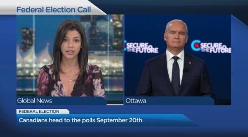 One-on-one with Conservative leader Erin O'Toole