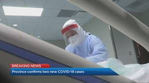 Ontario has confirmed 2 new COVID-19 cases