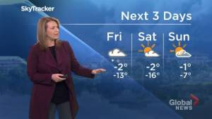 Peterborough Regional Weather Update: February 19,  2021 (01:51)