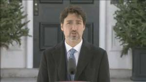 Coronavirus outbreak: Trudeau says Ottawa working with various companies to make 30,000 Canadian-made ventilators