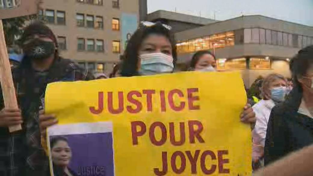 Click to play video 'Joyce Echaquan's family taking legal action'