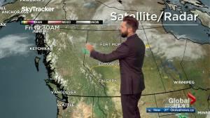 Edmonton afternoon weather forecast: Friday, September 11, 2020