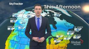 Saskatchewan weather outlook: Jan. 10