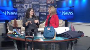Tween expert Rachel Naud visits Global News Morning