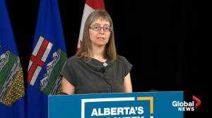 Coronavirus: Mask wearing will be optional inside Alberta classrooms if students are appropriately spaced apart