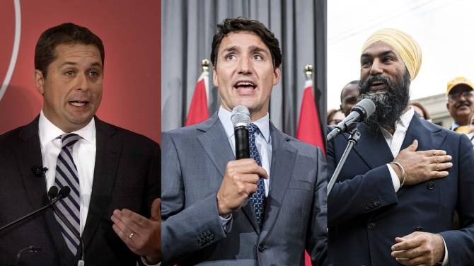 ANALYSIS: More than ever, Canada's general election is a collection of polarized regional races
