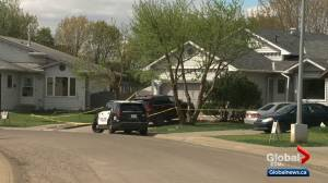 Family of 3 lived at Mill Woods home where child died following stabbing