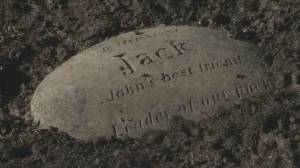 Surrey dog walkers lobby to keep 'Jack' memorial
