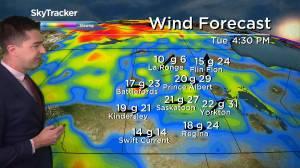 Hot start to summer: June 21 Saskatchewan weather outlook (02:31)