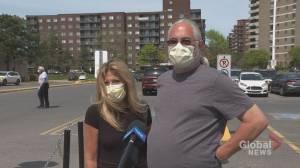 Coronavirus outbreak: Montreal municipality makes masks mandatory inside public buildings (02:15)