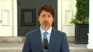 Trudeau says he deeply regrets involving his mother in ongoing controversy with WE Charity
