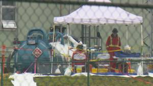 Continuing concerns over Trans Mountain spill in Abbotsford
